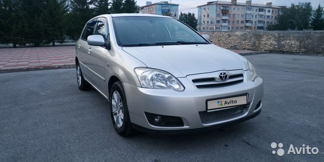 Toyota Corolla, 2006  89617258381 купить 6