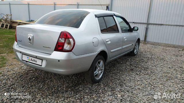 Renault Symbol, 2006  89068171766 купить 5