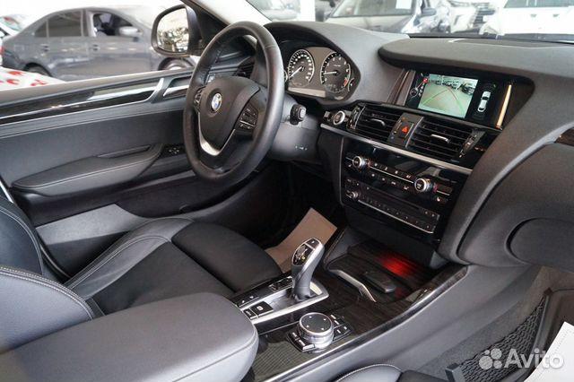 BMW X4, 2016  89158531917 купить 9