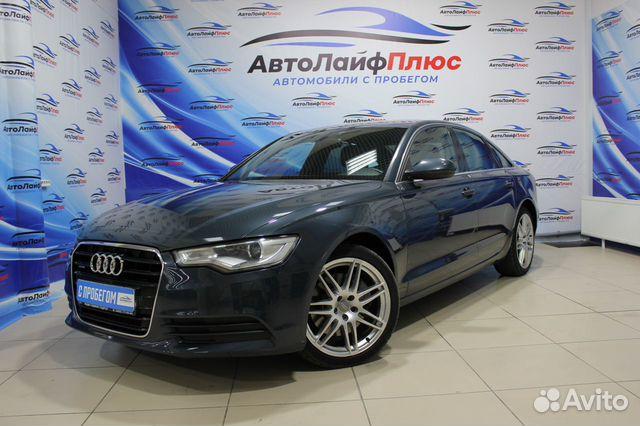 Audi A6, 2012  89828708454 купить 1