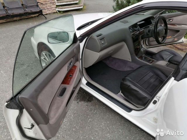 Toyota Chaser, 1998  89662713733 купить 9