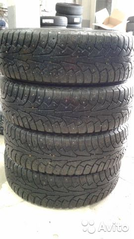 Зимние автошины Nokian Tyres Hakkapeliitta 5  89539457118 купить 1