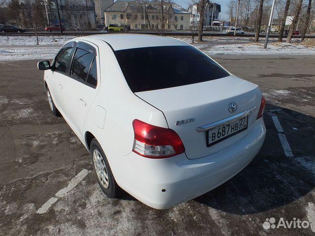 Аренда/Прокат авто toyota Belta  89145442707 купить 10
