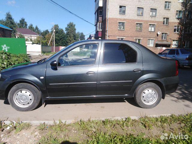 Renault Logan, 2009  89062983106 купить 1