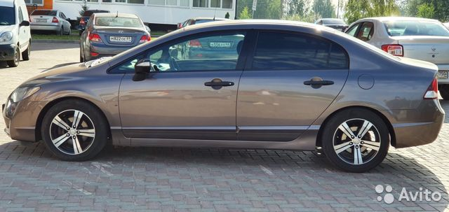 Honda Civic, 2009  89092691207 купить 8