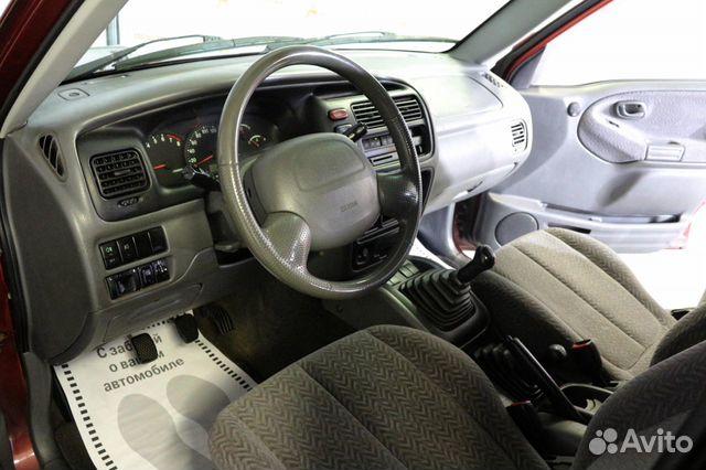 Suzuki Grand Vitara, 2001  89586166269 купить 5