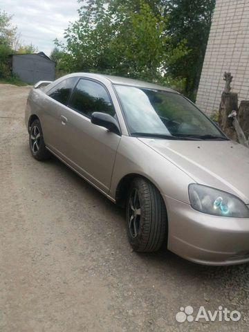 Honda Civic, 2002  89584890434 купить 7