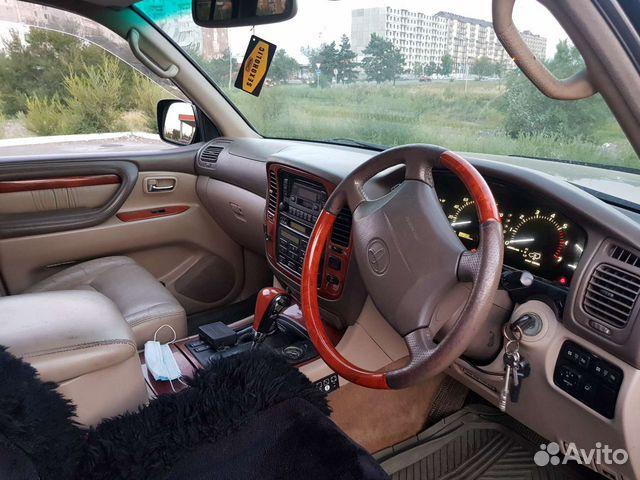 Toyota Land Cruiser, 2001  89135273354 купить 4