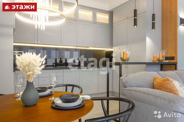3-к квартира, 86.4 м², 4/9 эт.  89214656341 купить 2