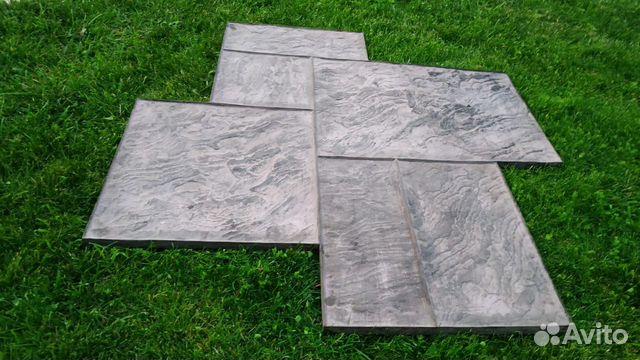 купить формы для печатного бетона на авито