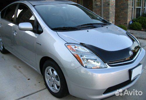 Дефлектор капота Toyota Prius NHW20 в Чите  89644677080 купить 1