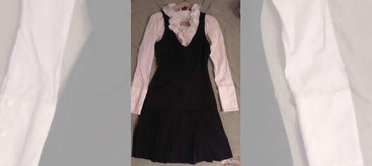 142b9b16fb8 Сарафан и блузка купить в Свердловской области на Avito — Объявления на  сайте Авито