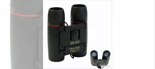Бинокль Binoculars 30x60 купить в Республике Татарстан с доставкой | Бытовая электроника | Авито