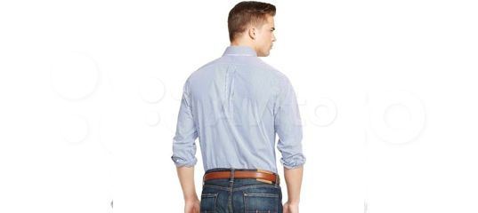 c9c2e672ee9 Мужская рубашка Polo by Ralph Lauren 52-54 размер купить в Санкт-Петербурге  на Avito — Объявления на сайте Авито
