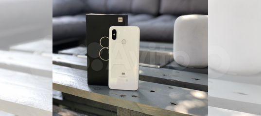 Xiaomi mi 8 white 6/128