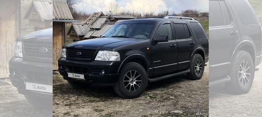 Ford Explorer, 2004 купить в Орловской области | Автомобили | Авито