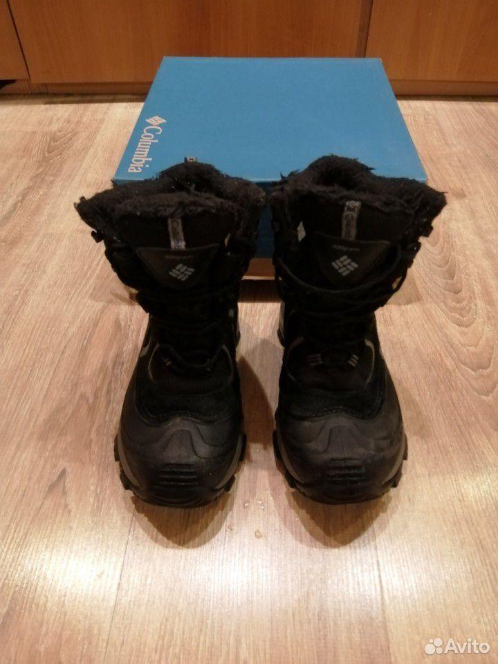 Зимние ботинки Columbia  89097293778 купить 2