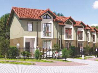 Таунхаус 82 м² на участке 1.5 сот.  89814708100 купить 1