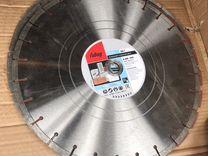 Алмазный отрезной диск 400 мм