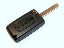 Ключ Ситроен, Пежо, Peugeot, Citroen, модель 0536