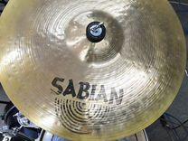 Sabian hh medium crash 17