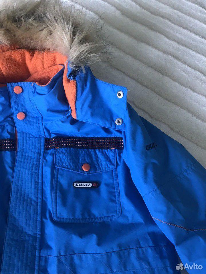 Куртка зимняя для мальчика  89068643496 купить 3