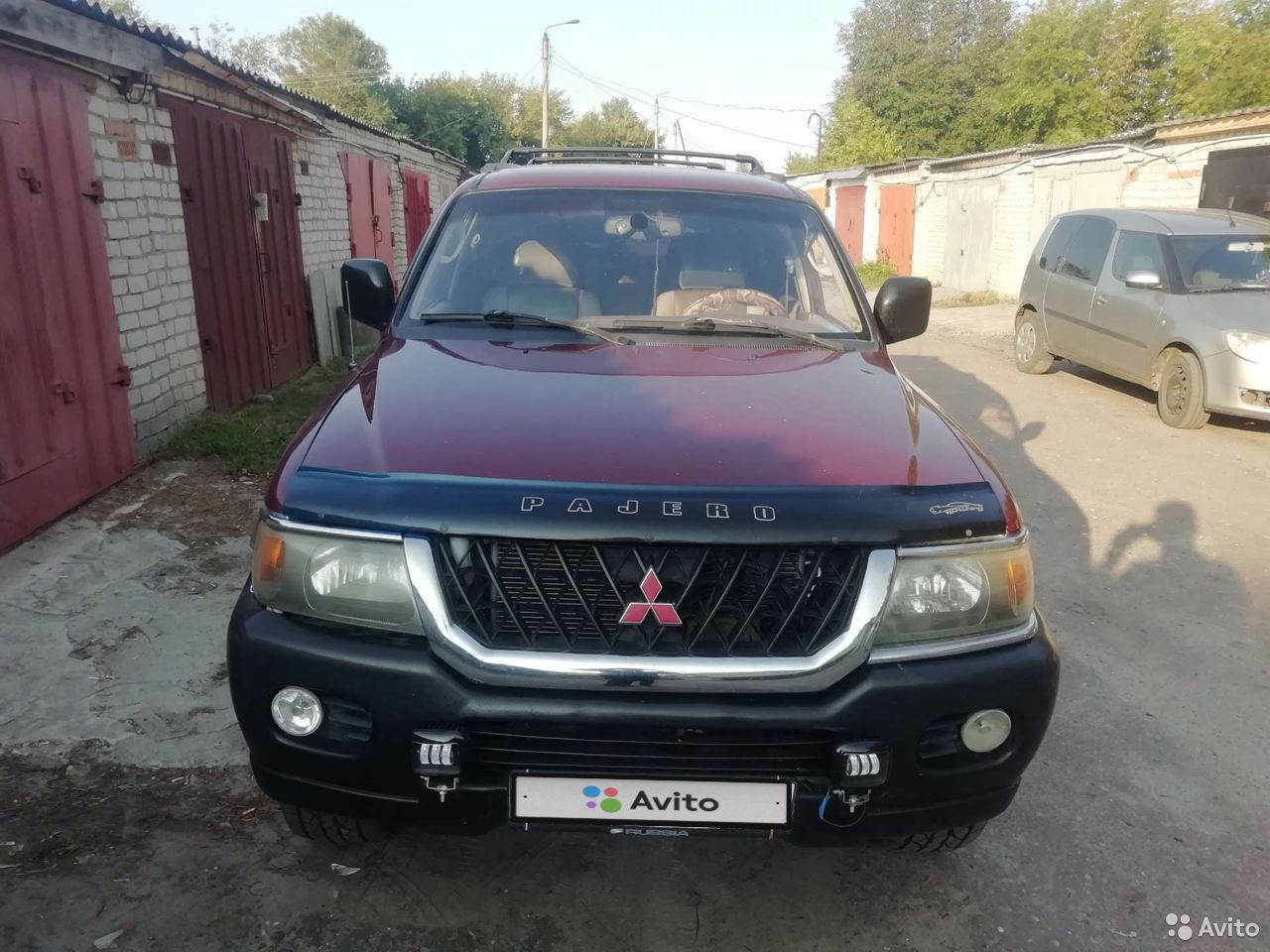 Mitsubishi Pajero Sport, 2000  89107333478 купить 7