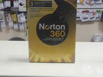 Антивирус Norton 3 лицензии