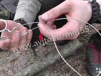 Пила-струна проволочная 60 см