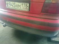 BMW e36 компакт бампера