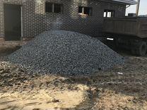Щебень, Песок, Вывоз мусора от 1 тонны