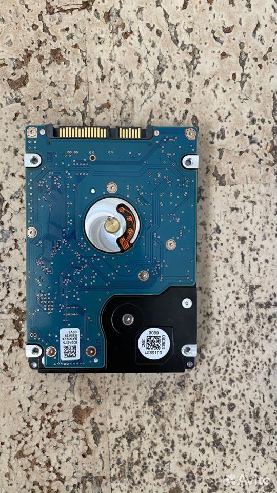 Жесткий диск 1тб 3,5(был установлен в iMac)