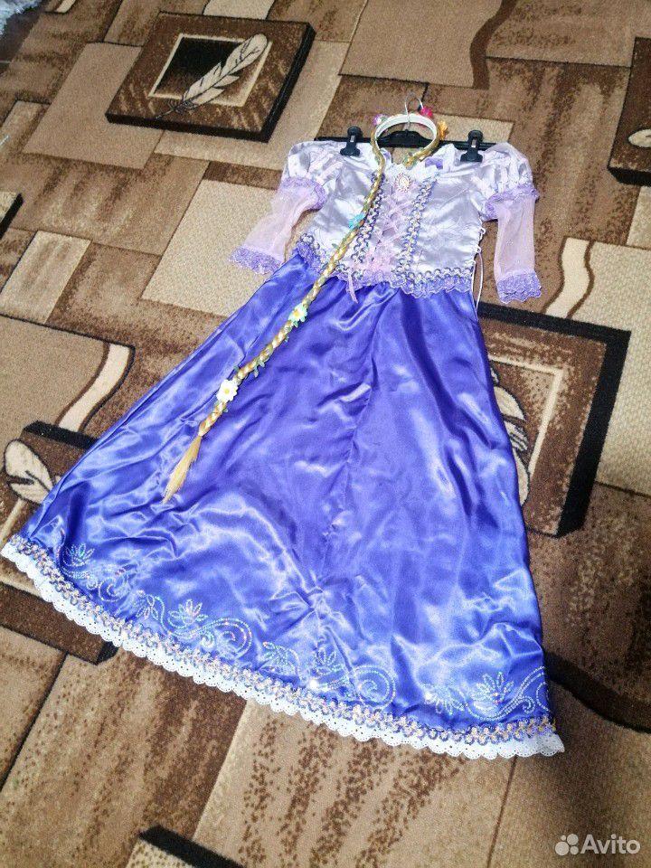 Новогодний костюм рапунцель  89146059376 купить 1