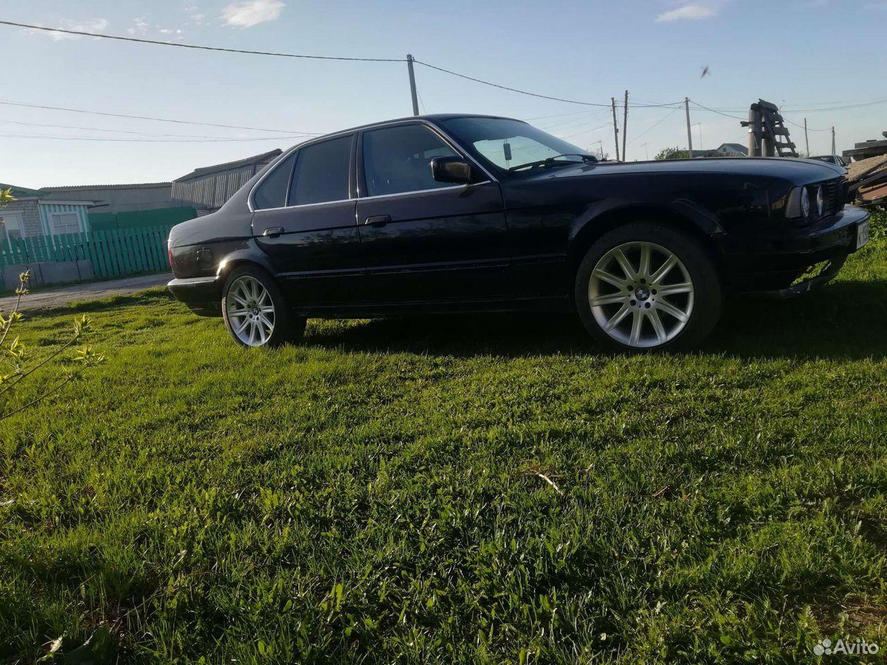BMW 5 серия, 1990  89093572397 купить 1
