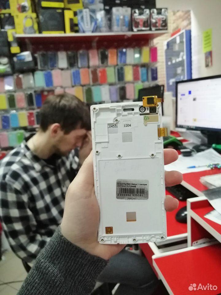 Экран на телефон Fly FS451 Nimbus 1 + touch  89003081353 купить 5