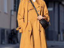 Пальто &otherstories тренч новый