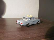 Москвич 412 такси, люстра, зеркало