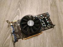 MSI GTX 560 1gb обмен на память DDR3