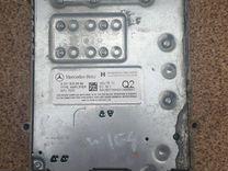 Усилитель аудио - системы mersedes W 164