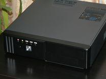 """Компьютер и монитор 20"""" (i5-4670, 8гб RAM)"""