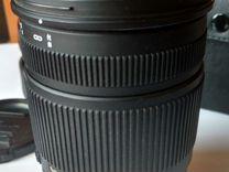 Sigma AF18-250mm F3.5-6.3 DC OS HSM для Sony