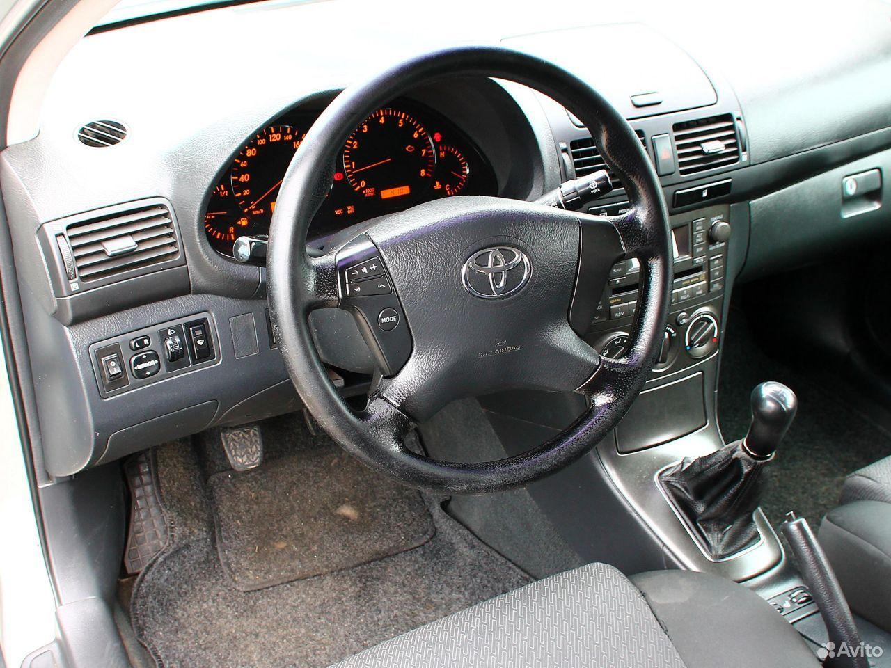 Toyota Avensis, 2008  83432890270 купить 8