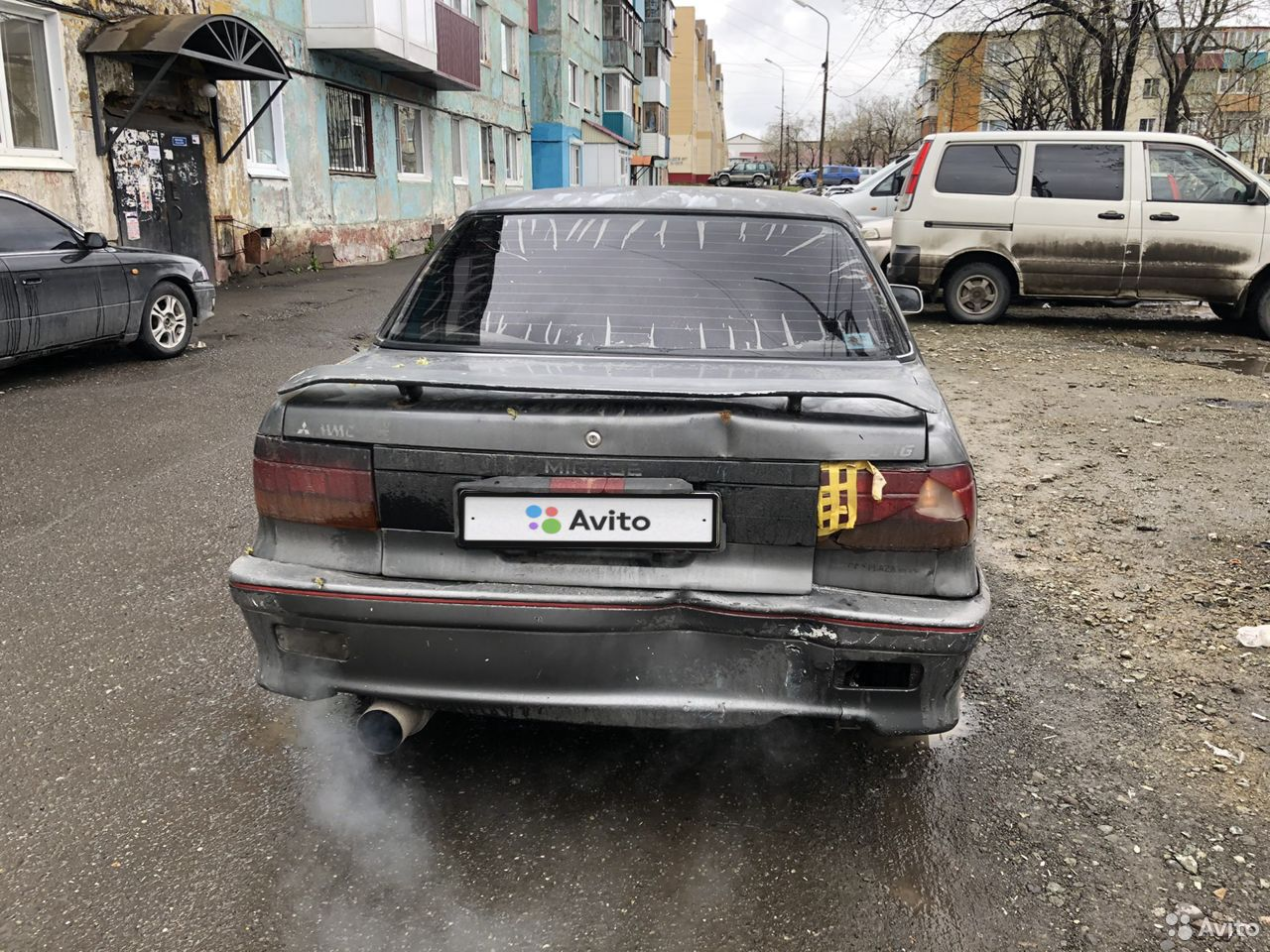 Mitsubishi Mirage, 1988  89147804221 купить 2