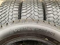 R16 205/55 Continental ContiIceContact комплект ши
