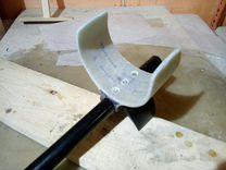 Ремонт подлокотника для Металлоискателя