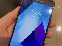 SAMSUNG Galaxy A5(2017) Black