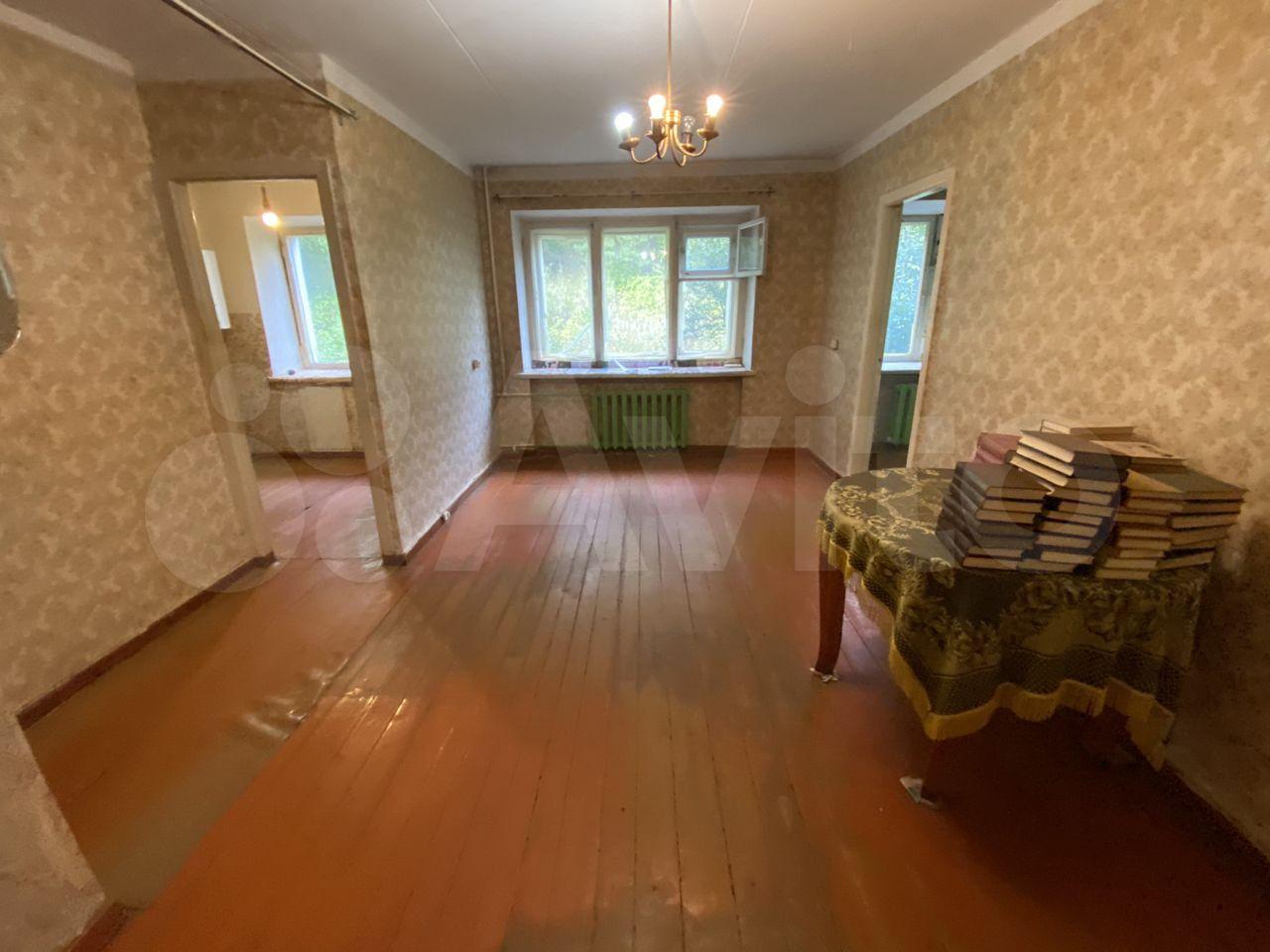 2-к квартира, 40.3 м², 1/2 эт.  89176119095 купить 1