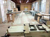 Доля в производстве элитной мебели из массива