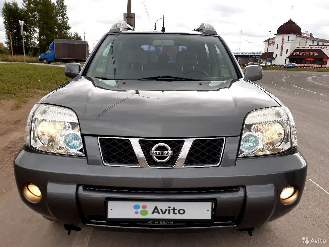 Nissan X-Trail, 2006  89113706441 купить 7