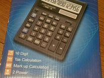 Новый Калькулятор Citizen SDC-435